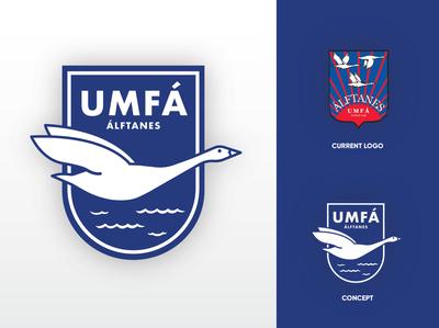 Soccer Logo - Rebrand Concept