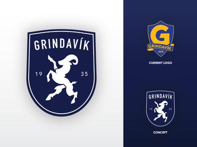 Football Logo - Rebrand Concept