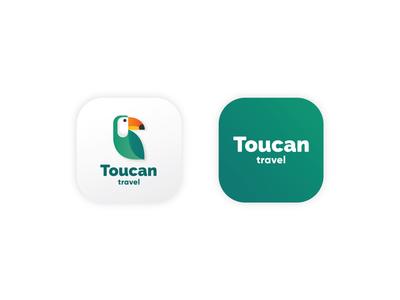 Travel logo - IOS Icon