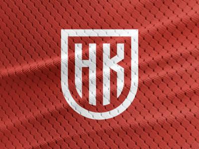 Soccer logo concept