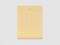 Manila Envelope Closed