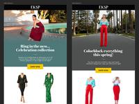 FKSP Newsletter Redesign