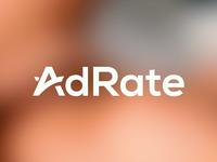 AdRate Logo Draft