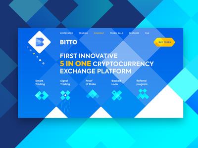 Bitto Exchange Landing 2.0