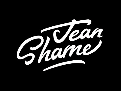 Typo Jean Shame