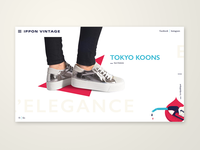 Ippon Vintage shoes designer