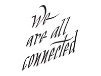 We are all conected