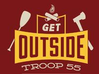 Get Outside shirt