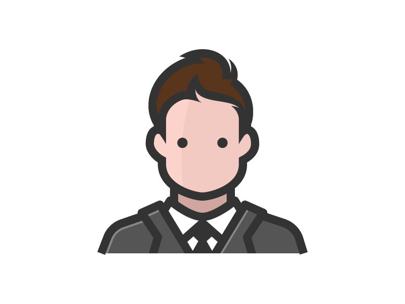 Morten people face avatar