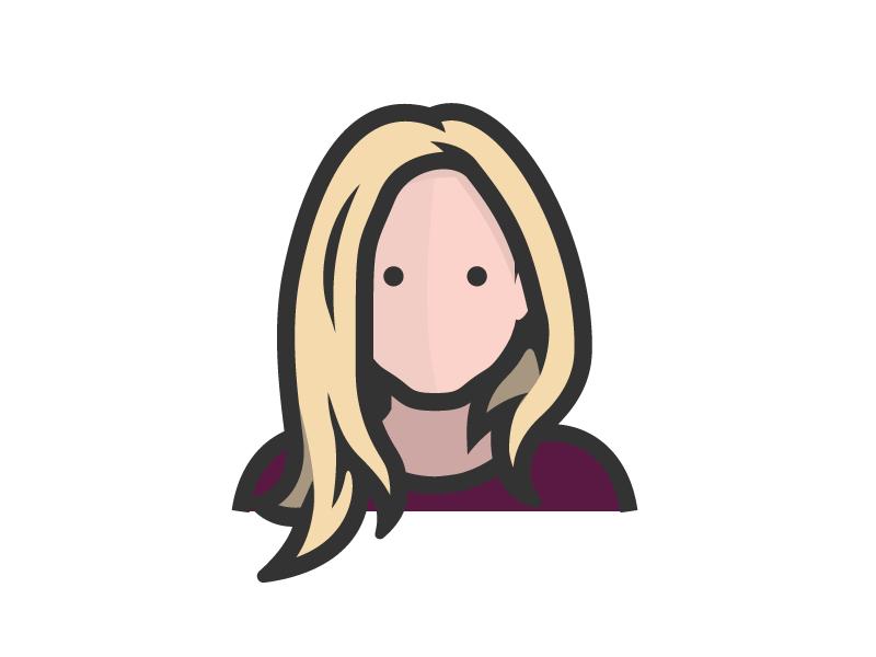 Ieva people person head face avatar