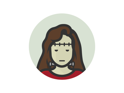 Monica Halloween Avatar