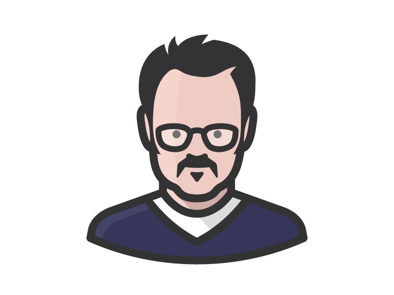 Scott Fields person face head headshot avatar