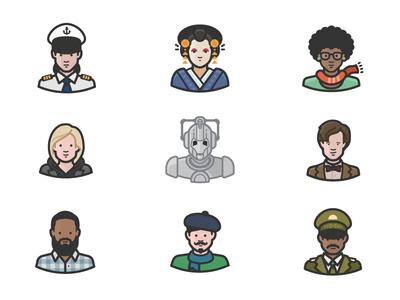 Diversity Avatars v1.0