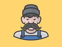 Impressive Moustache