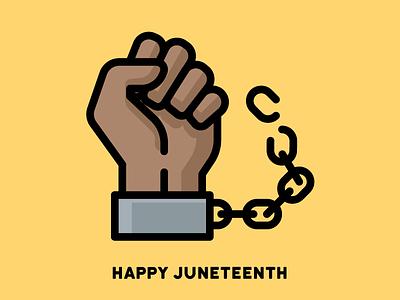 Happy Juneteenth racism liberation juneteenth freedom slavery