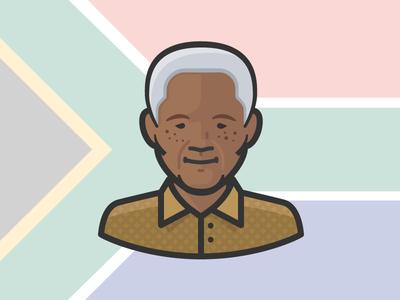 "Nelson ""Madiba"" Mandela"