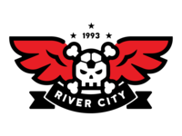 River City 93 Logo
