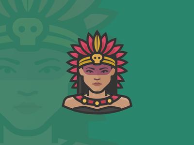Aztec Nobelwoman