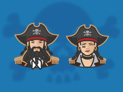 Pirates people icons icon avatar icons avatar human people person woman man pirates avatars