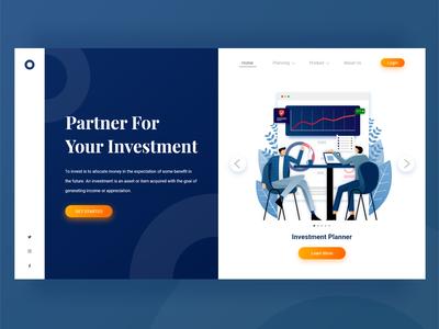Management asset landing page