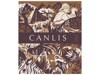 Canlis Matchbook Series 003