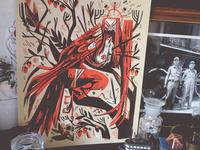 Harpy Print