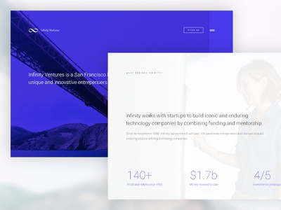 Venture Capital finance multiply venture startup fullscreen theme envato themeforest