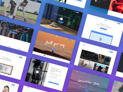 Stack - Our Newest Template