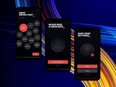 Onboarding - GIMS App