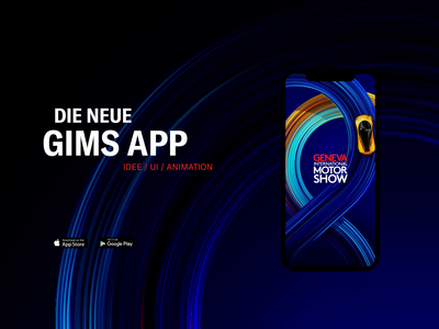 Get the new GIMS App.