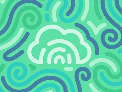 Logo Pattern Design wallpaper background pattern minimal flat design interface experience user branding brand ux ui