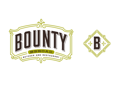 Bounty On Broad Logo