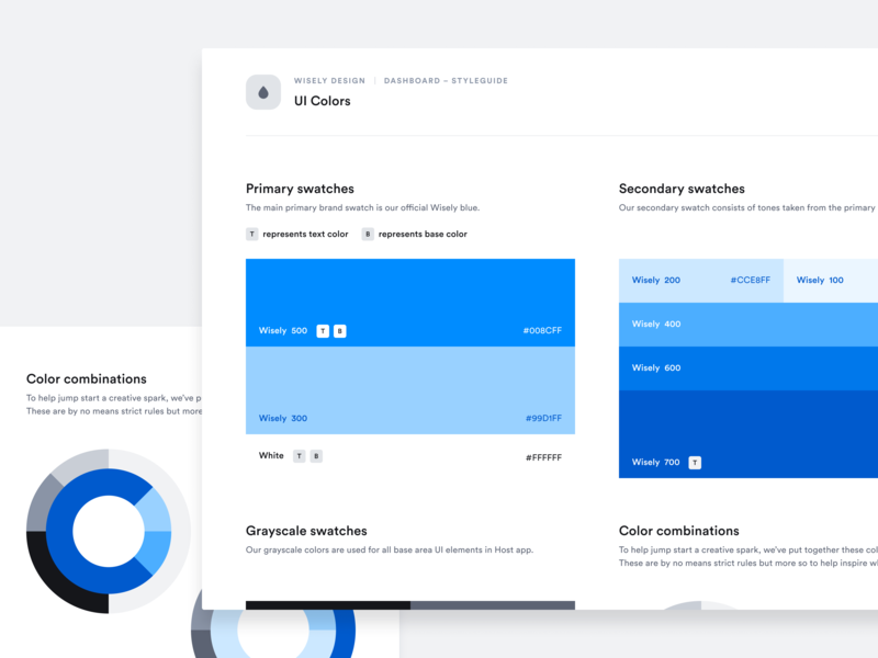 Design System UI Colors design systems colors palette colorscheme style guide colors design system