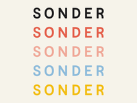 Sonder Stacked
