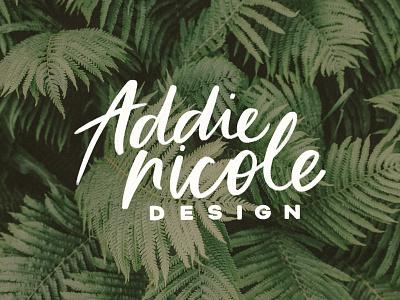personal rebrand for 2021 branding logo lettering custom type custom lettering typography procreate illustration design