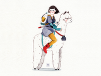 Alpaca Traveller