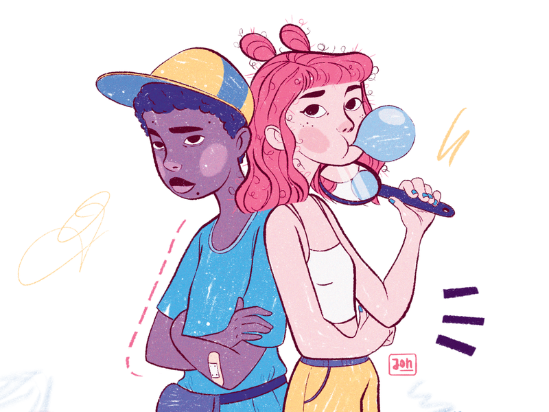 """""""Ce corps que j'aime un peu, beaucoup, pas du tout ..."""" beauty male character female character procreate digitalart characterillustration characterdesign workbook school youth teen magazine stereotypes self-love body image teenager publication magazine illustration magazine editorial illustration editorial"""