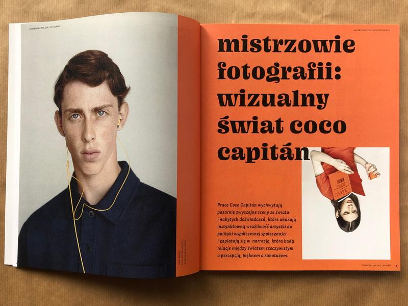 BLITZ Magazine grid colours layout editing editorial typography graphic design design photography magazine
