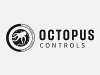 Octopus Controls   Logo Concept 1
