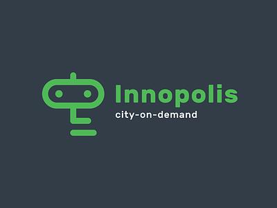Innopolis branding city branding concept identity logo