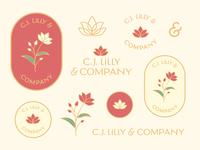C.J. Lilly & Company Logo