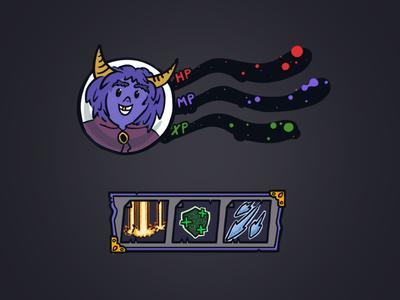 School Of Wizardry Game UI