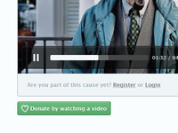 Video Player & Donate