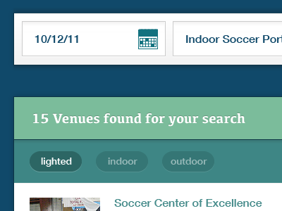 Search Results search search results search filters filter sports soccer date