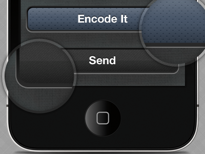 Iphone Texture Work texture ios iphone retina button