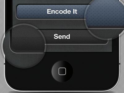 Iphone Texture Work texture ios iphone retina button