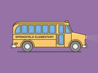 Otto Mann's School Bus