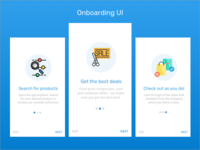 E-Commerce App Onboarding