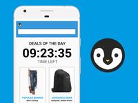 Shoppingo App Design