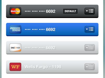 Choose a card hippo.io credit card choose menu bank